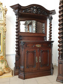 A MONUMENTAL SET FOR THE LIVING ROOM OR DINING ROOM - Vintage Clock Face