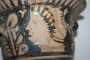 A BEAUTIFUL RED FIGURE CRATER - GREECE IV C. B.C. - Vintage Clock Face
