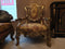 "EXCEPTIONALLY IMPRESSIVE ARMCHAIR – ""throne"" – ROCOCO STYLE - Vintage Clock Face"