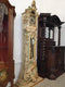 SPECTACULAR GRANDFATHER CLOCK VENETIAN ROCOCO STYLE - Vintage Clock Face