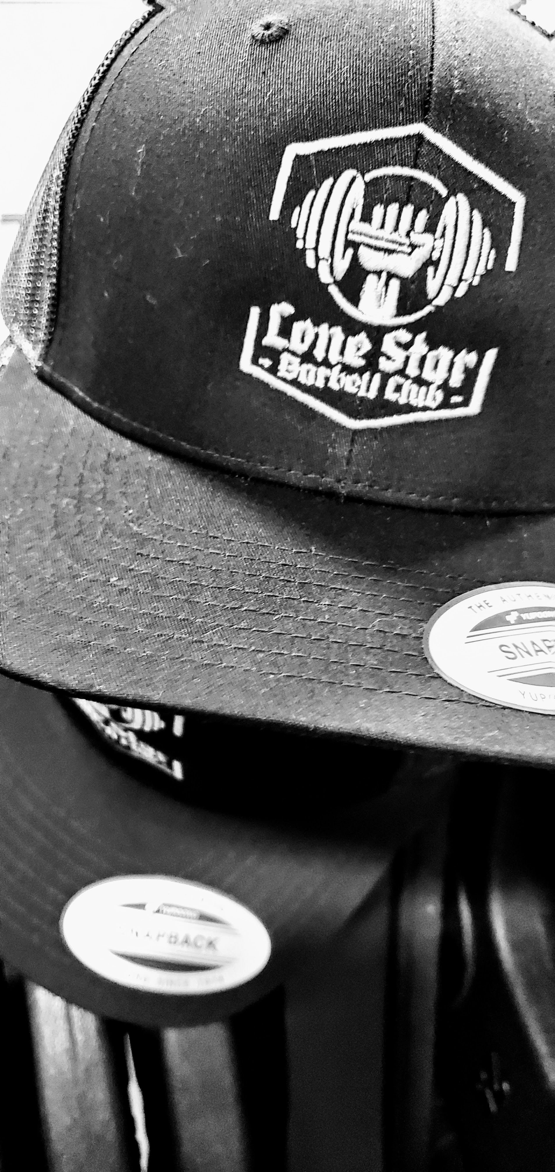 Lone Star Barbell Flex Fit Retro Trucker Hat - One Size