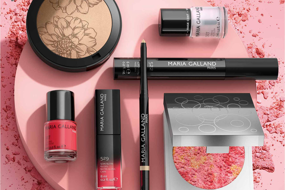 Online Shop für Maria Galland Make up