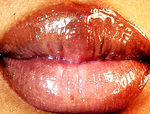 "Load image into Gallery viewer, A""BOMB""INATION MANGO GLITTER LIP GLOSS 10ML - Pretti Phycotic"