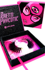 "Load image into Gallery viewer, ""JINX"" 18 MM FAUX MINK LASHES - Pretti Phycotic"
