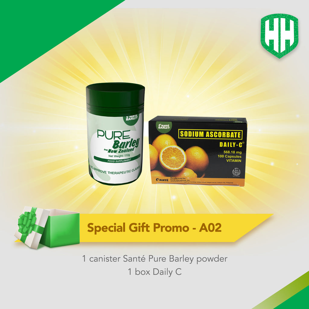 Special Gift Promo A02
