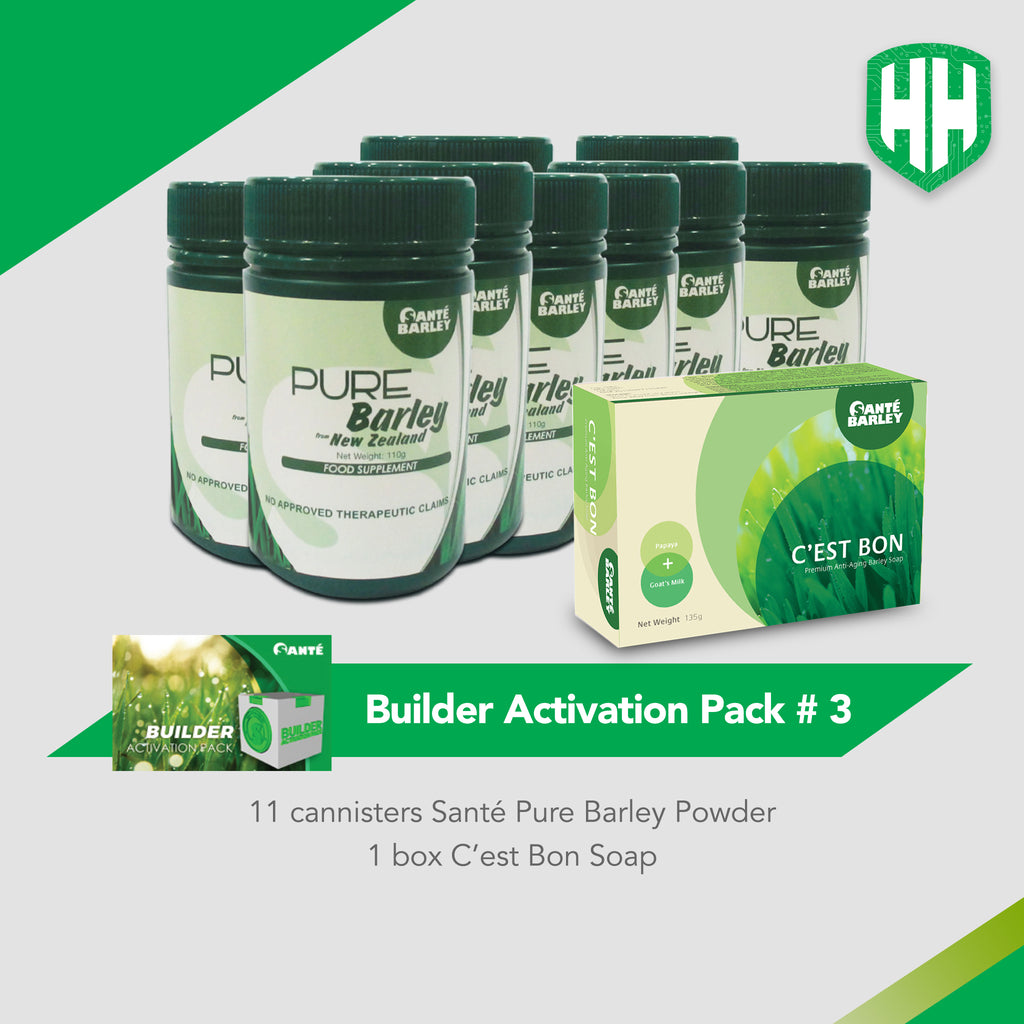 Health Hero Builder Activation Pack 3