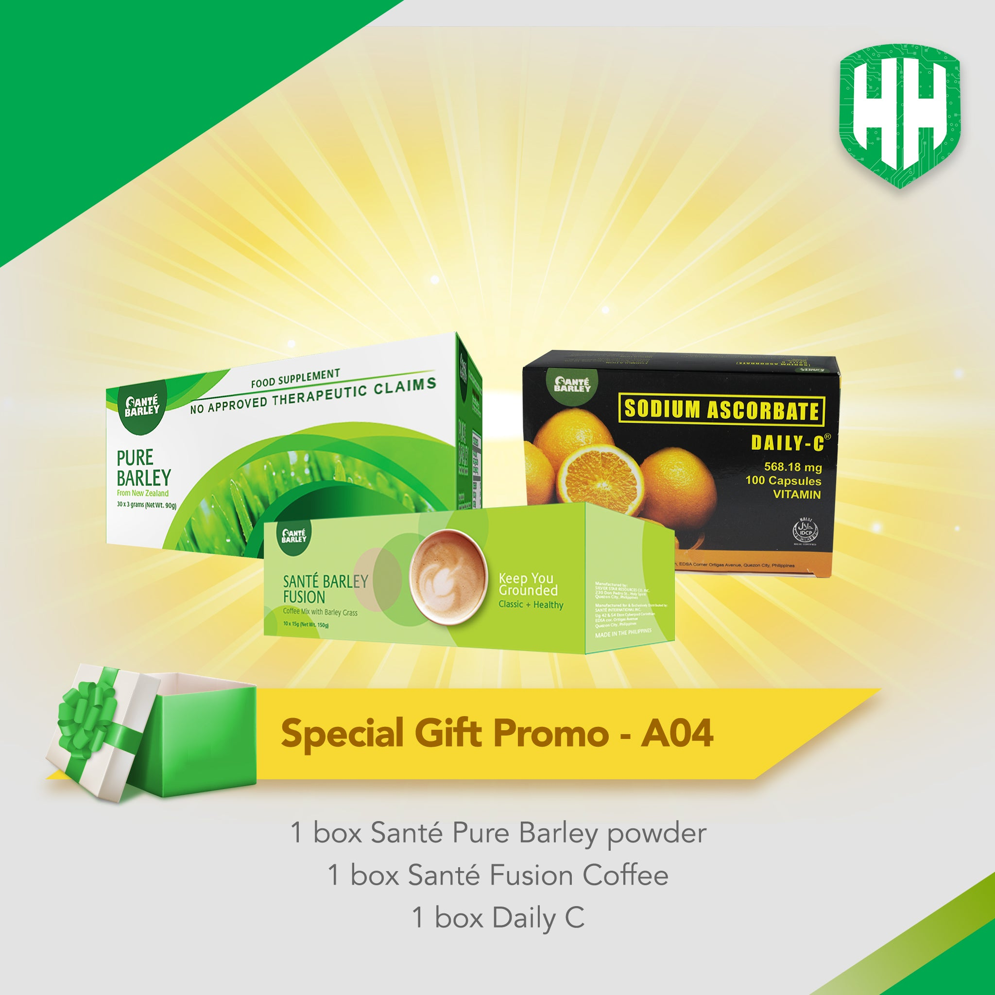 Special Gift Promo A04