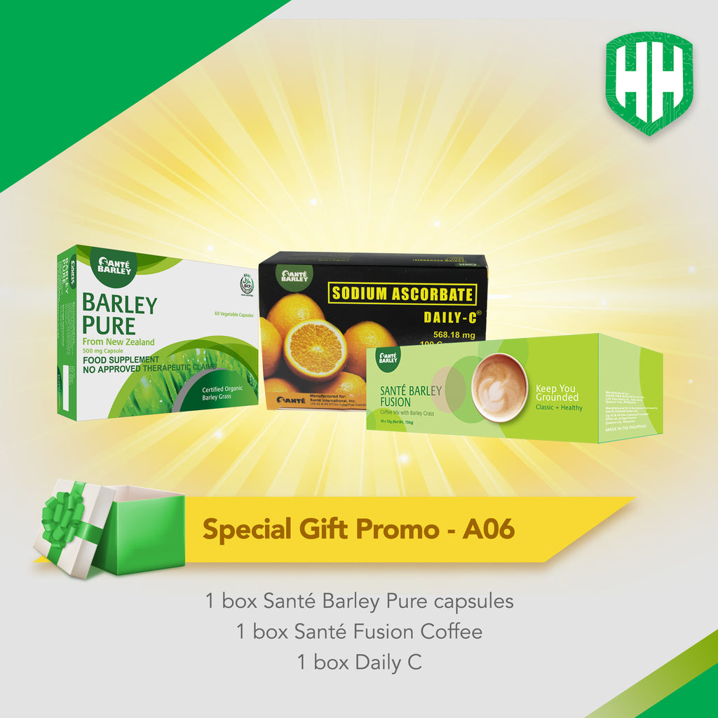 Special Gift Promo A06