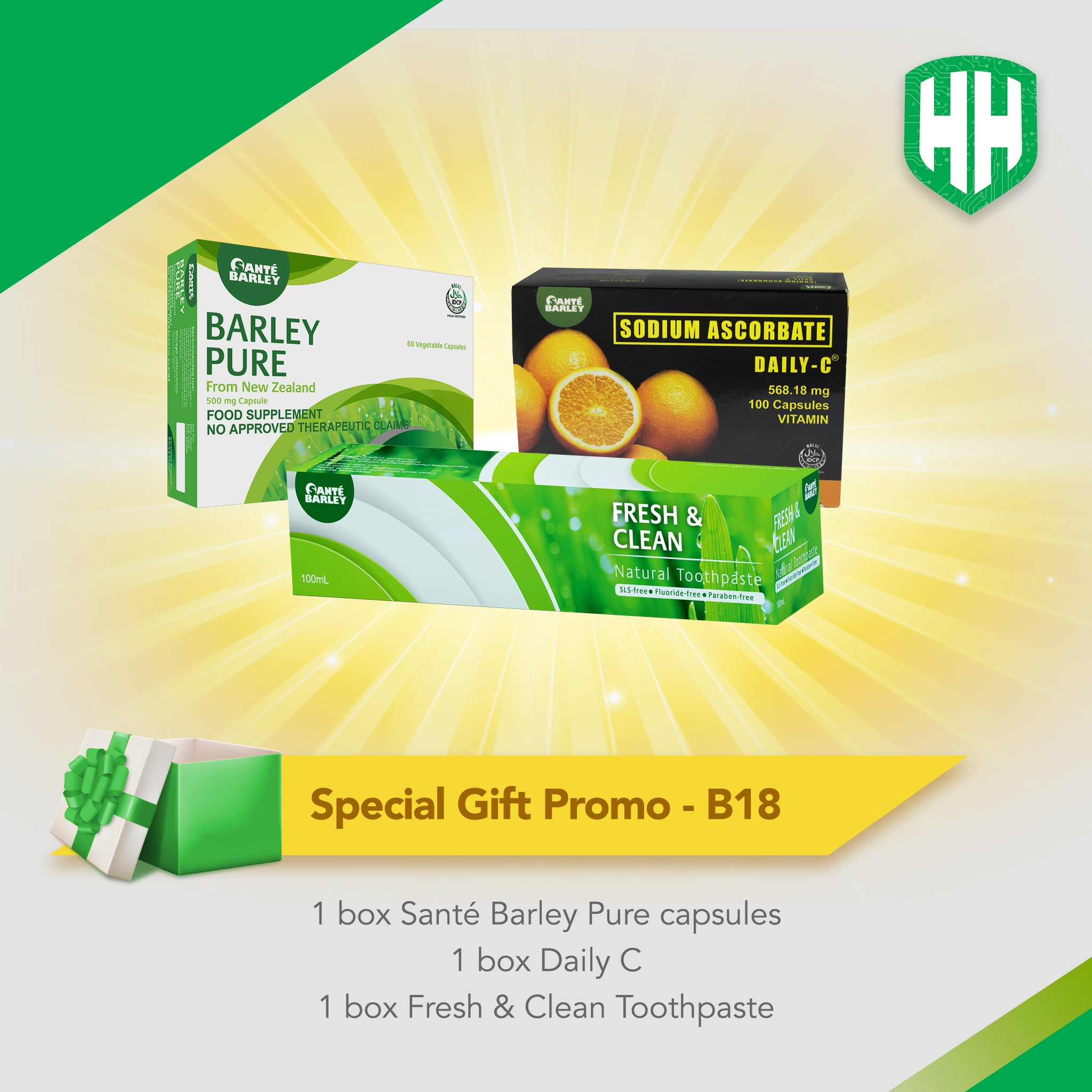 Special Gift Promo B18