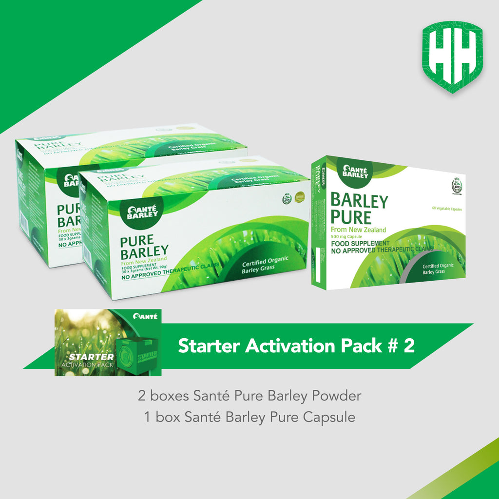 Health Hero Starter Activation Pack 2