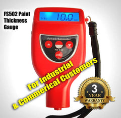 FS 502 Coating Thickness Gauge