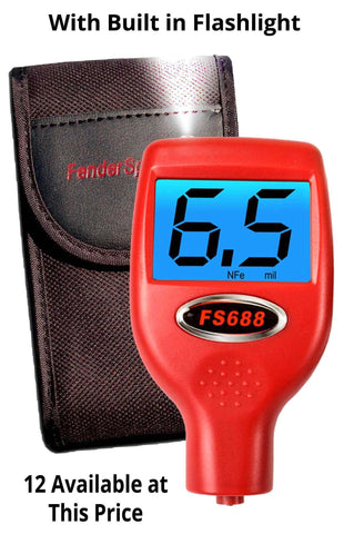 Buy the New  FS 688X Paint Meter with Built-In Flashlight and Save 221.00