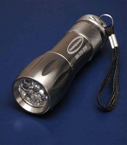 "FenderSplendor Commando ""Flamethrower"" Flashlight"