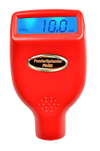 FS488 Professional Paint Meter Gauge
