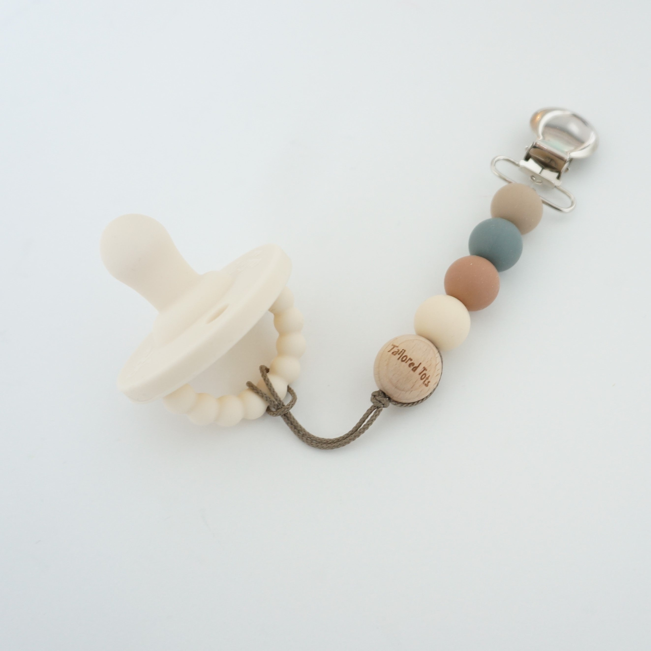 Micro Soother || Teether clip