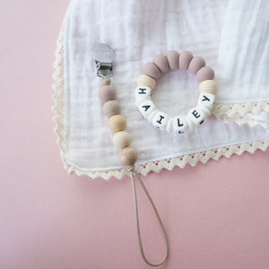 Petite + Personalized Baby Shower Bundle