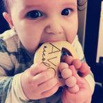 Load image into Gallery viewer, Personalized Locket Teether