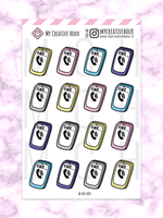 Phone Mini sheet