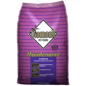 Diamond Maintenance for Adult Cats 40 lbs (18.16 Kg.)