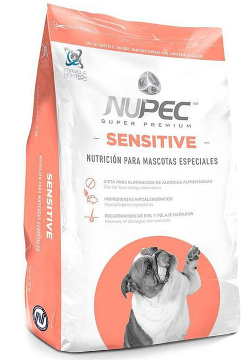 Nupec Sensitive 8 kg