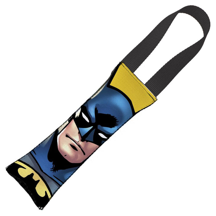 Juguete para Remolcar Buckle-Down, Batman, Color Amarillo/Negro/Azul