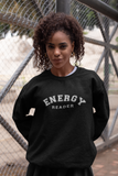Energy Reader Crew Sweatshirt