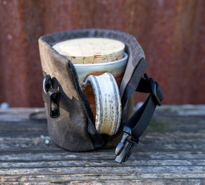 Randi Jo Fab. x Ogawa Pottery Holiday Coffee Cart & Mug *SOLD OUT* - Randi Jo Fabrications