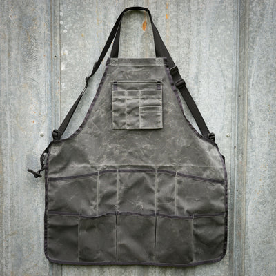 Aprons - Waxed Canvas - Randi Jo Fabrications
