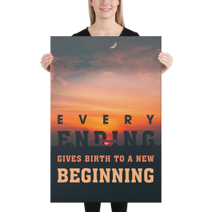 Every Ending -> New Beginning