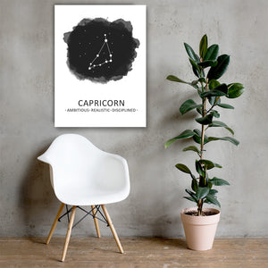 The Ambitious Capricorn