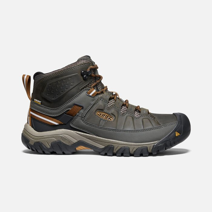 TARGHEE III MID WATERPROOF LEATHER