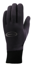 WOMEN'S SOUNDTOUCH ALL WEATHER BLACK GLOVES