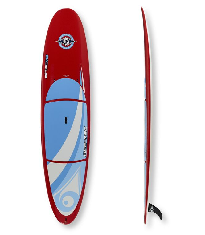 "ACE TEC 11'6"" RED"