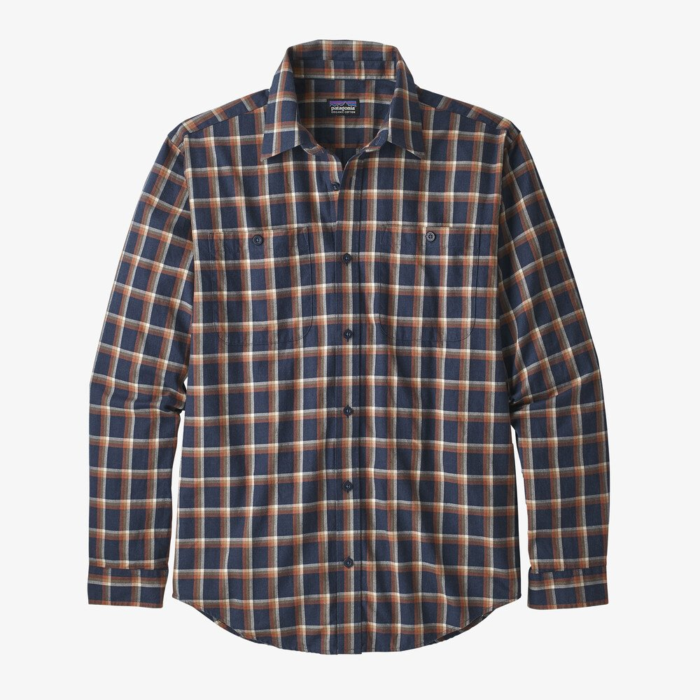 M'S LS PIMA COTTON SHIRT
