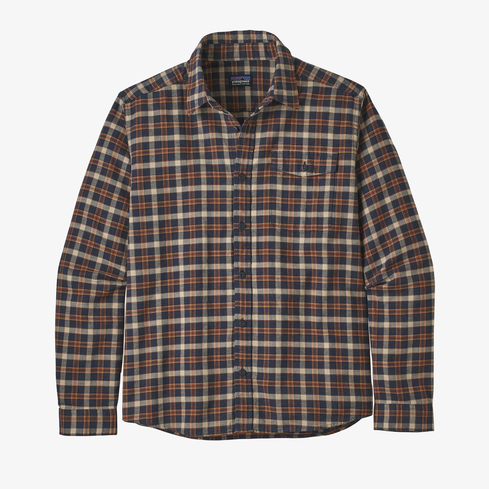 M'S LS LW FJORD FLANNEL SHIRT