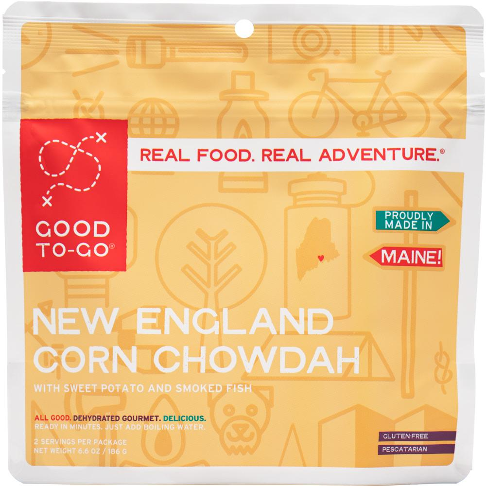 New England Corn Chowder-SINGLE