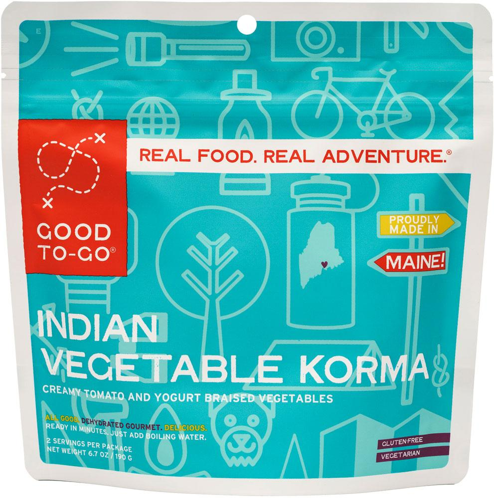 INDIAN VEGATABLE KORMA-SINGLE