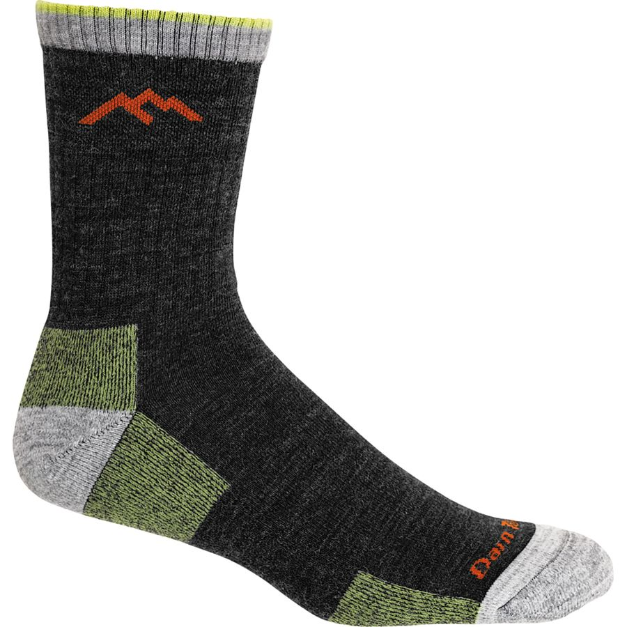 HIKER MICRO CREW SOCK WITH CUSHION