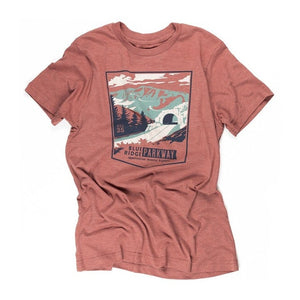 BLUE RIDGE PARKWAY SHORT SLEEVE TEE