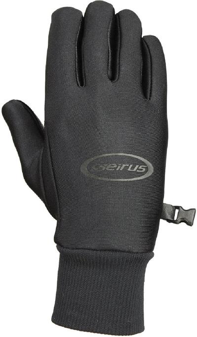 MEN'S SOUNDTOUCH ALL WEATHER BLACK GLOVES