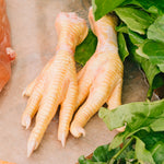 Free Range Chicken Feet (whole or minced)