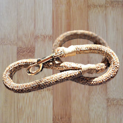 Hand-Made Rope Lead
