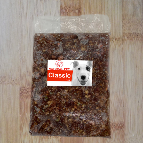 Classic Meal for Dogs 500g-1kg
