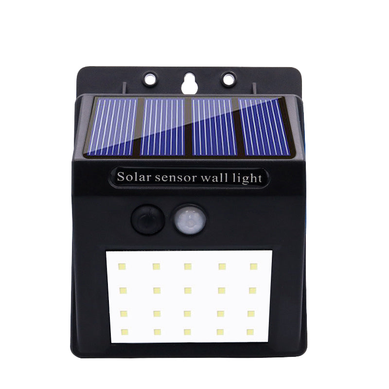 SolarSensor™  Bright Outdoor Solar Wall Lamp Wireless Motion Sensor Waterproof Bright Security Night Light
