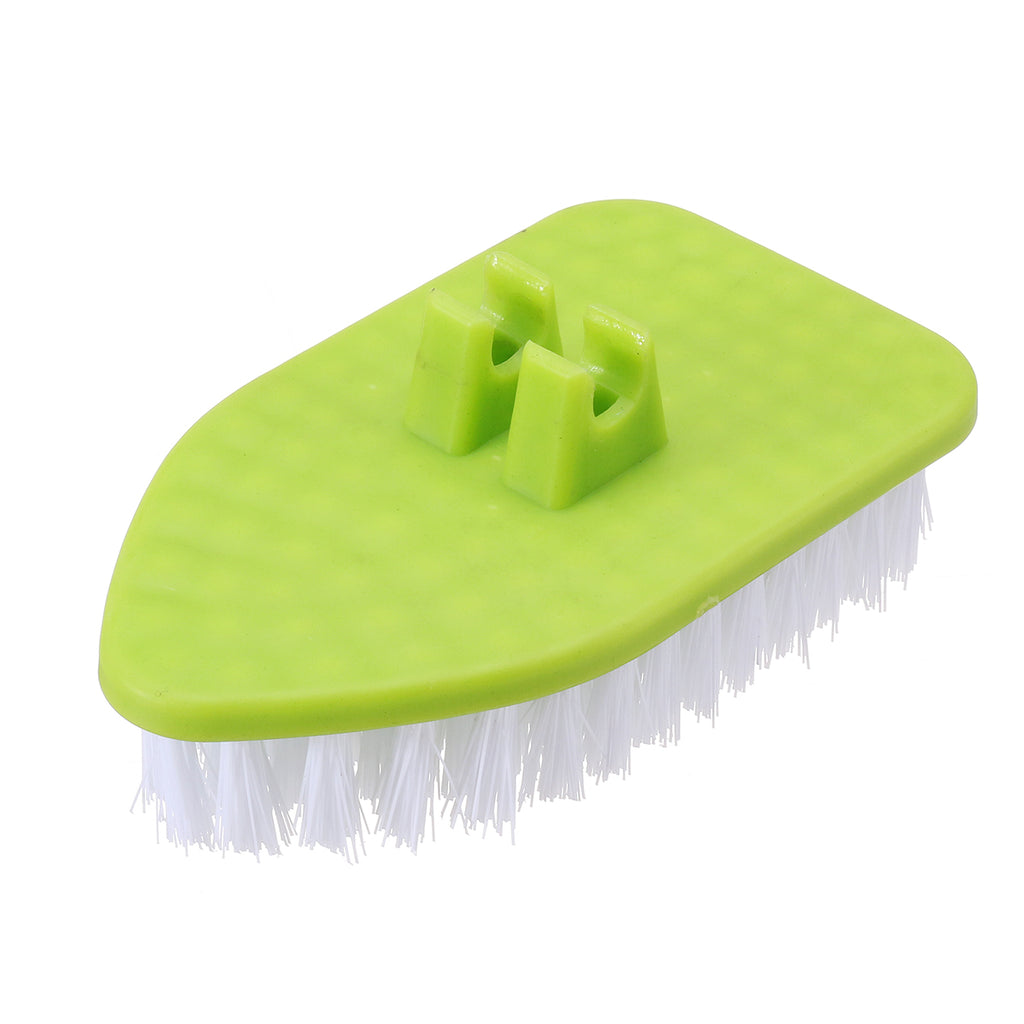 Length and Angel Adjustable Kitchen Cleaning Brushes Quick Installation Multi-brush Scrubber Cleaner