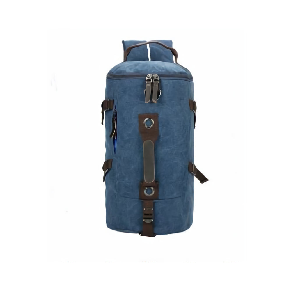 Backpack New Men's Vintage  Novelty Canvas Duffel Backpack Rucksack Camping Gym Travel Shoulder Bag Satchel School Hiking Bag