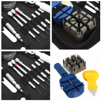 371pcs Watch Repair Tool Kit