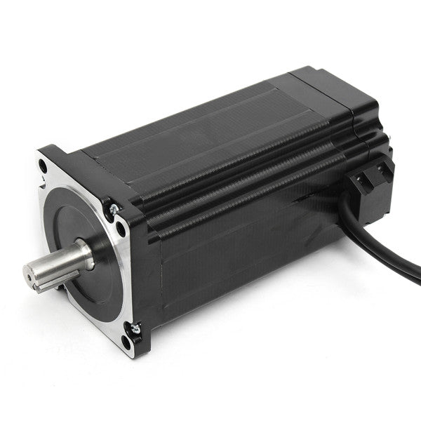 Closed Loop Hybrid Driver Servo Stepper Motor