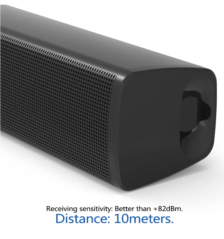HiFi Bar™  Sound Bar Wireless Bluetooth Stereo Hi-Fi Speaker  Subwoofer