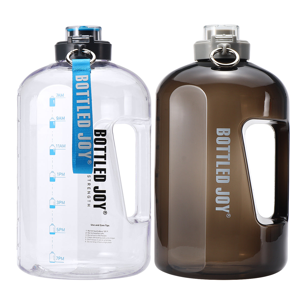 RAPPID Large Capacity Sports Bottle 1 Gallon / 3.78 L
